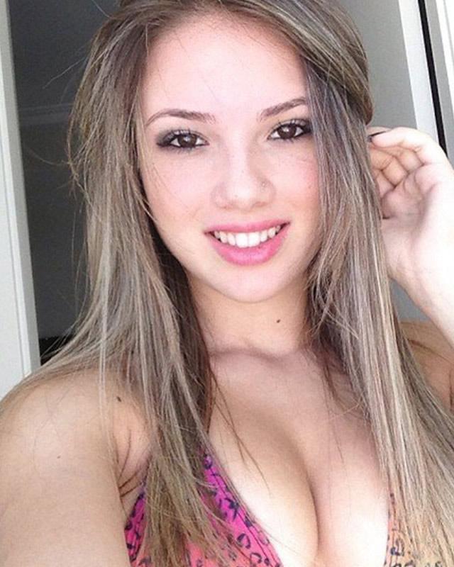 Cute Girl Selfie