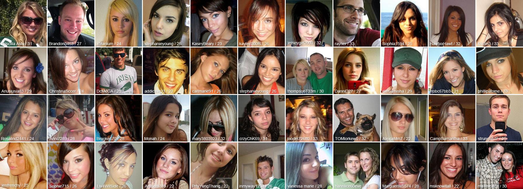 Sext Member Profiles